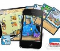 探索将实体商品引进手机游戏的操作模式