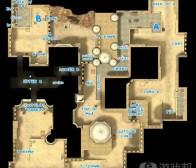分析CS地图de_dust2关卡设计的优势