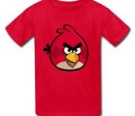 gamezebo:Rovio通过spreadshirt网站发售《愤怒鸟》T恤