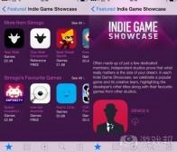 每日观察:关注App Store发布独立游戏推荐模块(3.25)