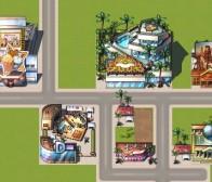 Digital Chocolate发布新款社交游戏Hollywood City