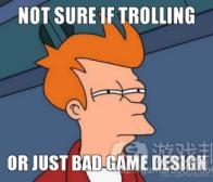万字长文,从玩游戏角度看待游戏设计问题系列1