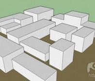 在关卡设计中使用的组块设计方法