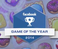 每日观察:关注Facebook 2014年度游戏系列12.15