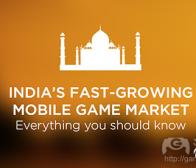 分析印度手机游戏市场发展潜力