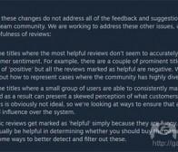Steam评价系统的改变对Kickstarter游戏的影响