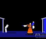 电子游戏中改变视角的过场动画