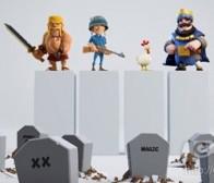 十一篇系列:Supercell近七年(2012起)营收数据是110亿美元