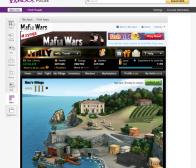 Zynga携手雅虎,Mafia Wars和FishVille登陆雅虎网站